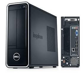 DELL INSPIRON 660 Slim Tower Computer